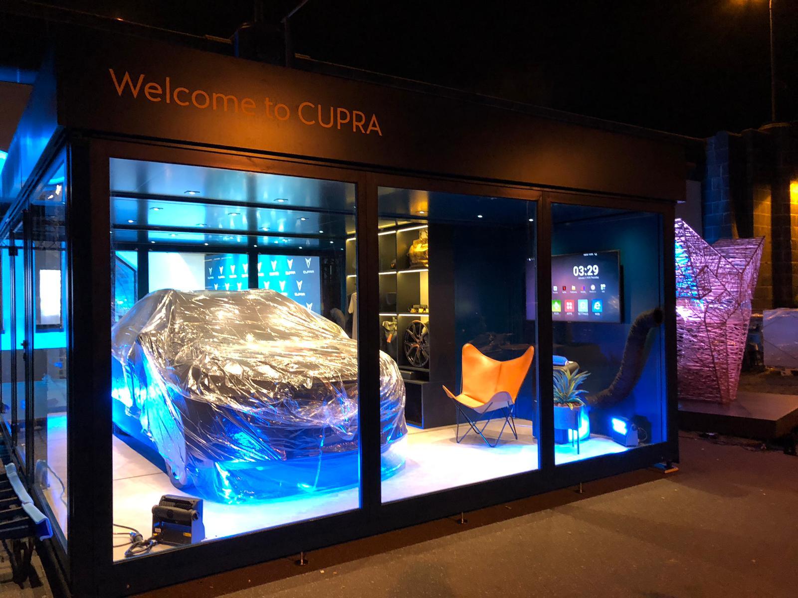 Cupra Night 2019 - Modell: HighFive