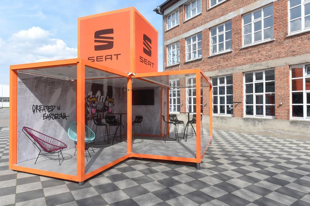 SEAT Händlermodul - Modell: UrbanLegend